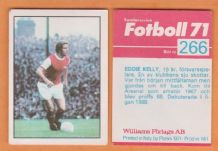 Arsenal Eddie Kelly